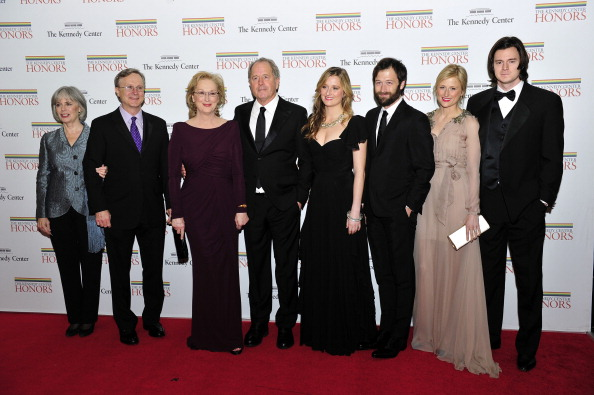 Знаменитости на гала-вечере в Кеннеди-центре в Белом Доме. Фото: Ron Sachs-Pool/Getty Images