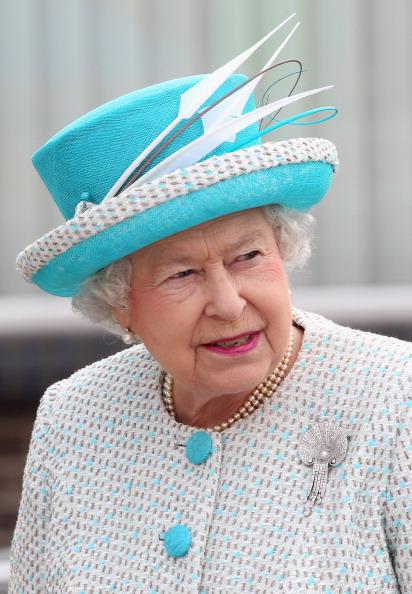 Поздравление от королевы елизаветы 86