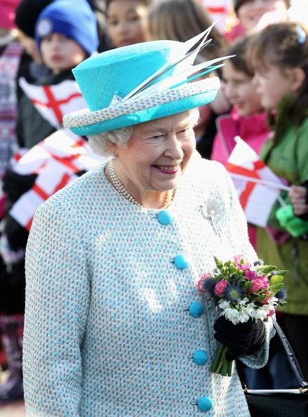 Поздравление от королевы елизаветы 67