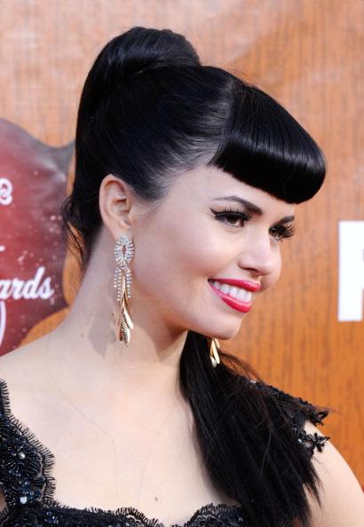 Знаменитости на красной дорожке American Country Awards 2011. Фото: Frazer Harrison/Getty Images
