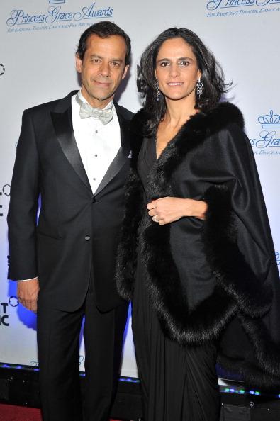 Гости на церемонии вручения премии принцессы Грейс. Фото: Pascal Le Segretain / Getty Images для MONTBLANC
