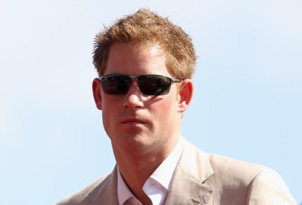 Принц Гарри на стадионе в Нассау. Фоторепортаж. Фото: Chris Jackson, John Stillwell - Pool/Getty Images
