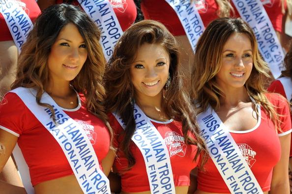 Красавицы конкурса Miss Hawaiian Tropic на Золотом Берегу Австралии. Фоторепортаж. Фото: Matt Roberts/Getty Images