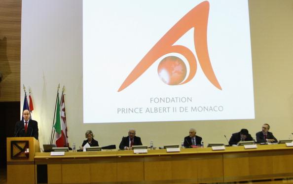 Принц Монако Альберт II  в Милане посетил конференцию по защите Средиземноморья от загрязнения. Фоторепортаж. Фото: Vittorio Zunino Celotto/Getty Images