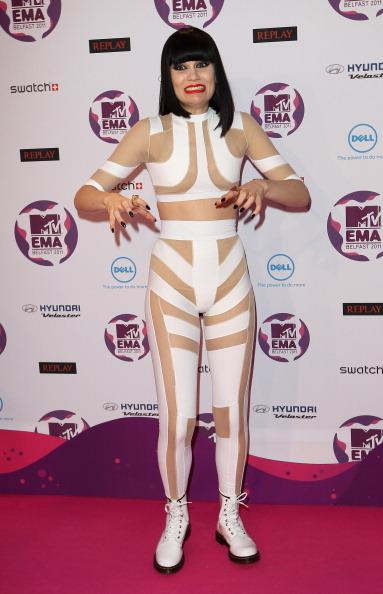 Красная дорожка MTV Europe Music Awards 2011. Фоторепортаж из Белфаста. Фото: Gareth Cattermole/Getty Images