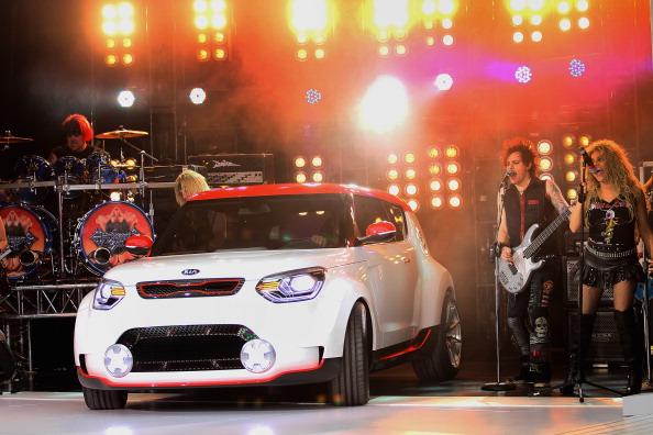 Auto Show в Чикаго открывается 10 февраля. Фоторепортаж. Фото: Scott Olson/Getty Images