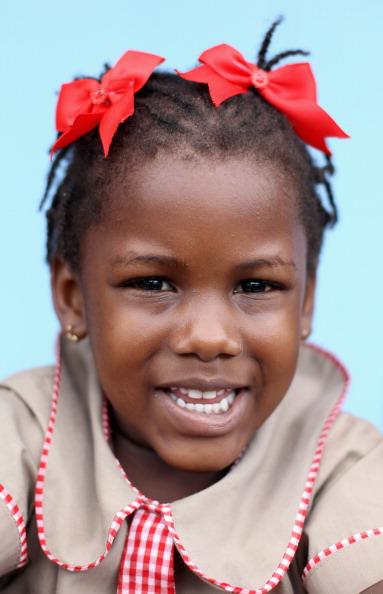 В детской брльнице на Ямайке. Фоторепортаж. Фото:  Chris Jackson, John Stillwell - Pool/Getty Images