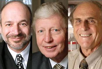 Нобелевская премия по медицине присуждена исследователям иммунной системы Бойтлеру,  Штейнману  и Хофману. Фото с сайта nobelprize.org