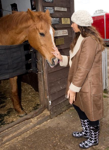 Леона Луиз посетила пасхальную ярмарку в Hopefield. Фоторепортаж. Фото: Dmitry Korotayev/Epsilon/Getty Images