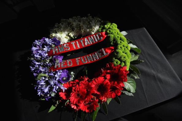 Церемония памяти жертв «Титаника» прошла в порту Саутгемптона. Фоторепортаж. Фото: Dan Kitwood/Getty Images