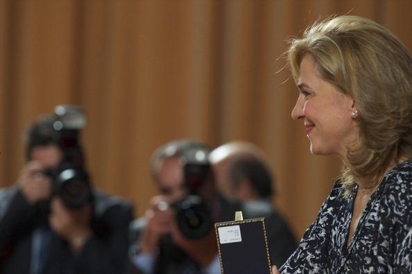 Фоторепортаж о принцессе Испании Кристине на церемонии вручения ордена Real Orden del Merito Deportivo. Фото: Carlos Alvarez / Getty Images