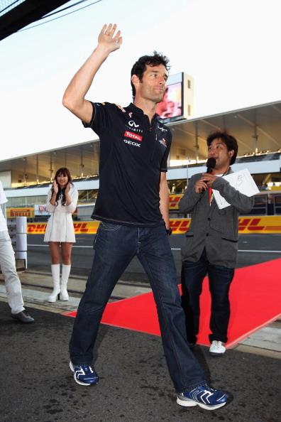 Фоторепортаж о подготовке к Гран-при «Формулы 1» в Японии. Фото:  Mark Thompson/Getty Images