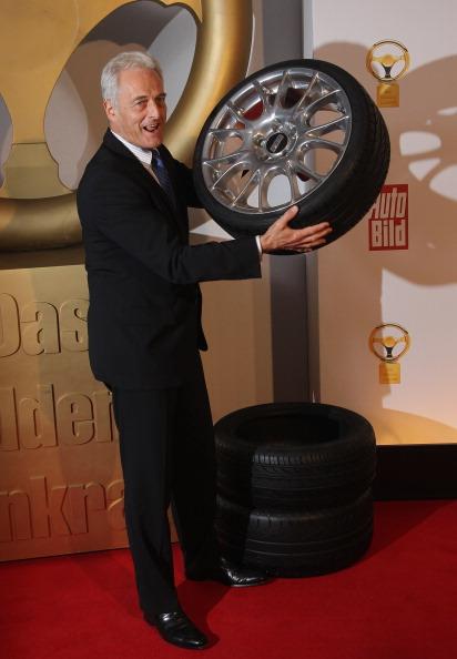 Знаменитые гости на церемонии награждения «Золотой руль 2011» в Берлине. Фото: Sean Gallup/Getty Images
