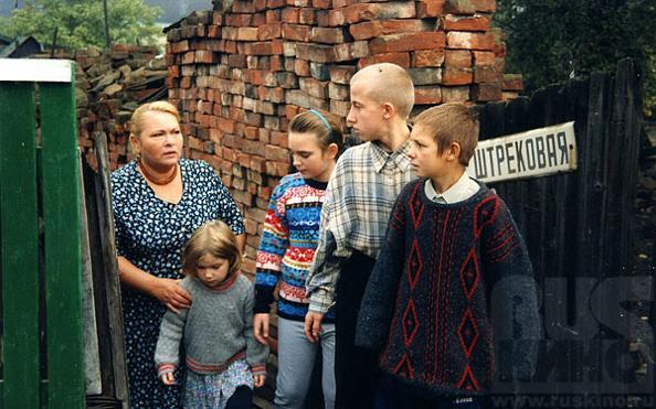 Нина Усатова в фильме «Последний забой». Фото с сайта ruskino.ru