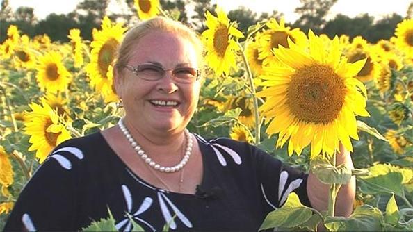 Нина  Усатова отметила свой 60-летний юбилей.  Нина Усатова. Фото с сайта vetervoda888.wordpress.com