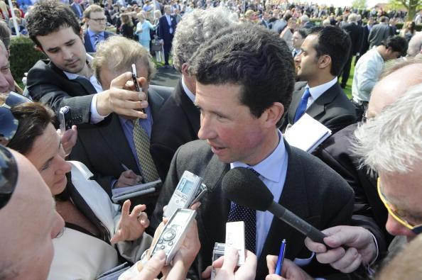 Победители скачек в День кубка Мельбурна.  Фоторепортаж с  ипподрома Флемингтон. Фото: Quinn Rooney/ Paul Rovere/The AGE/Fairfax Media via Getty Images