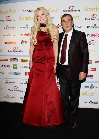 Участники церемонии награждения премией Golden Foot. Фоторепортаж из Монако. Фото: Marco Luzzani/Getty Images for Golden Foot