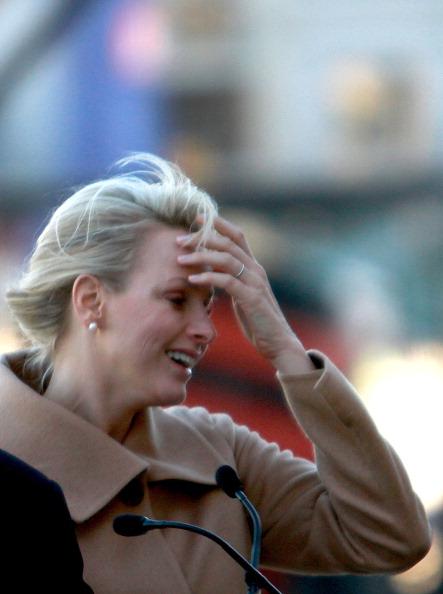 Фоторепортаж  о князе Монако Альберте II и  принцессе Шарлин на презентации проекта Polar International Foundation. Фото:  Michelly Rall/Getty Images