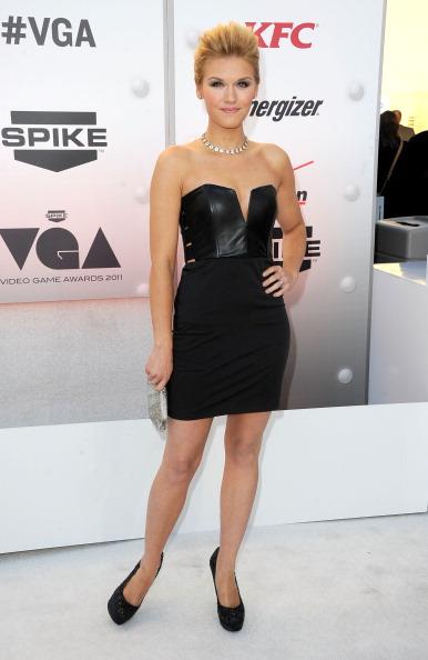 Знаменитости на красной дорожке Video Game Awards 2011. Фото: Frazer Harrison/Getty Images