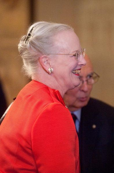 Королева Маргрете II во дворце Палаццо дель Квиринале в Италии. Фоторепортаж. Фото: Elisabetta Villa/Getty Images