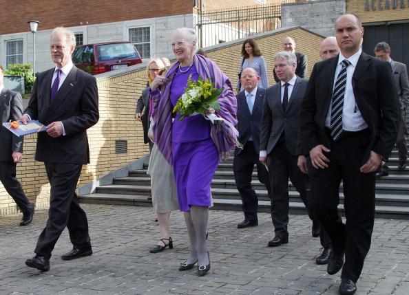Королева Дании Маргрете II  прибыла в Италию. Фоторепортаж. Фото: Ernesto Ruscio/Getty Images
