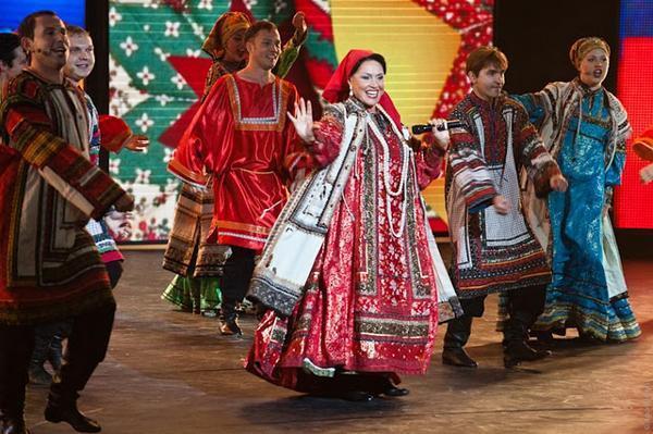 Рождественский подарок от Аллы Пугачевой - эфир Crimea Music fest. Фото с сайта crimeafest.com