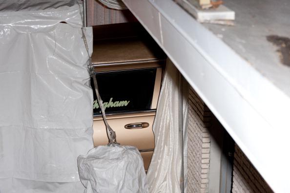 Тело Уитни Хьюстон перевезли в Нью-Джерси. Фоторепортаж. Фото: D Dipasupil/Getty Images