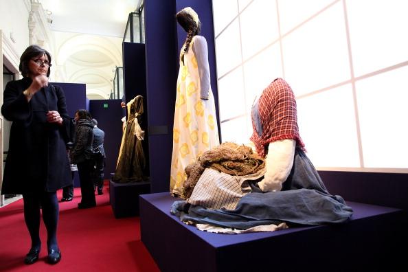 Выставка «Дикие лебеди» открылась в Риме. Фоторепортаж. Фото: Franco Origlia/Getty Images