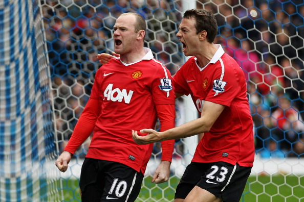 «Манчестер Юнайтед»  в 19-й  раз становится чемпионом Англии. Фоторепортаж с матча. Фото:  Dean Mouhtaropoulos/Getty Images