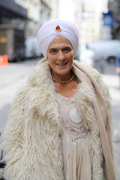 Модные и стильные в своем возрасте. Фото: Ари Сет Коэн (Ari Seth Cohen)/fresher.ru