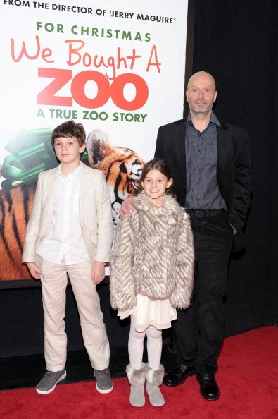«Мы купили зоопарк»  (We Bought a Zoo).  Фоторепортаж с премьеры фильма в Нью-Йорке. Фото: Michael Loccisano/Getty Images.  Фоторепортаж с премьеры фильма в Нью-Йорке. Фото: Michael Loccisano/Getty Images