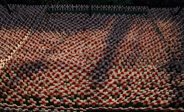 День памяти отметили в Британии. Фоторепортаж из Лондона. В проведении Дня памяти в Лондоне 11 ноября приняла участие вся королевская семья. Фото: Indigo/Getty Images