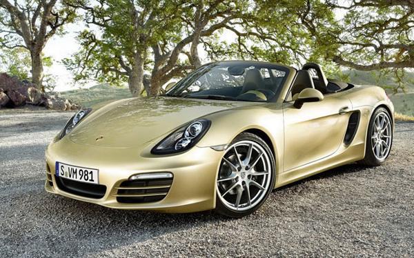 Porsche Boxster – новинка автоконцерна. Фоторепортаж. Фото с сайта fresher.ru