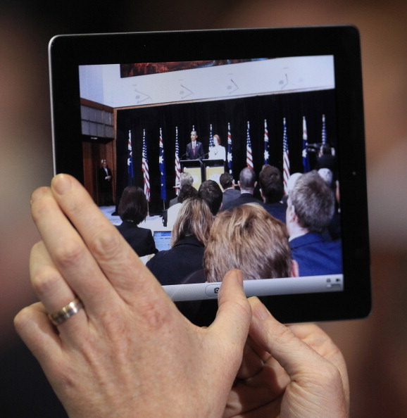 Барак Обама прибыл в Австралию. Фоторепортаж из Канберре. Фото: Stuart McEvoy - Pool/Getty Images