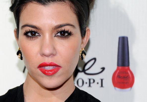 На открытии семейного бутика Kardashian Khaos в Лас-Вегасе. Фото: Ethan Miller/Getty Images
