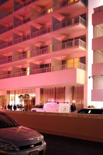 Отель Beverly Hilton стал достопримечательностью Лос-Анджелеса. Фото: Getty Images