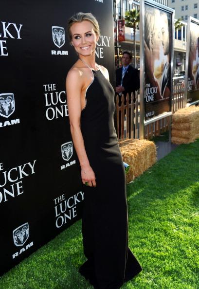 Актриса Тейлор Шиллинг (Taylor Schilling) на премьере кинофильма «Счастливчик» в китайском кинотеатре Grauman в Голливуде. Фоторепортаж. Фото: Alberto E. Rodriguez / Getty Images