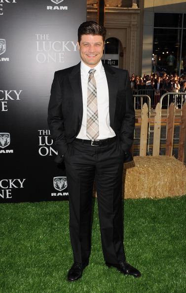 Актёр Джей Р. Фергюсон (Jay R. Ferguson)на премьере кинофильма «Счастливчик» в китайском кинотеатре Grauman в Голливуде. Фоторепортаж. Фото: Alberto E. Rodriguez / Getty Images