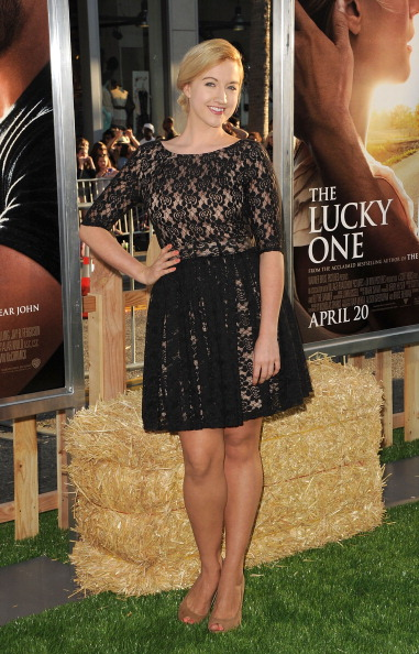Актриса Лора Линда Брэдли (Laura Linda Bradley) на премьере кинофильма «Счастливчик» в китайском кинотеатре Grauman в Голливуде. Фоторепортаж. Фото: Alberto E. Rodriguez / Getty Images