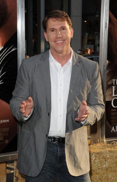 Сценарист Николас Спаркс (Nicholas Sparks) на премьере кинофильма «Счастливчик» в китайском кинотеатре Grauman в Голливуде. Фоторепортаж. Фото: Alberto E. Rodriguez / Getty Images
