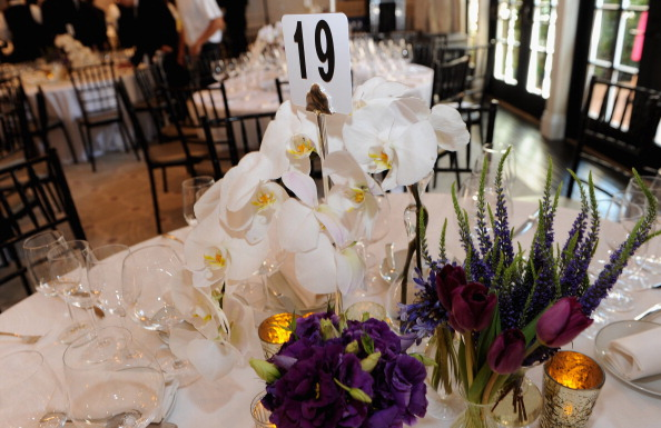 Конкурсные блюда  на фестивале продуктов питания и вин  в Лос-Анджелесе. Фото: John Sciulli/Getty Images for DCP