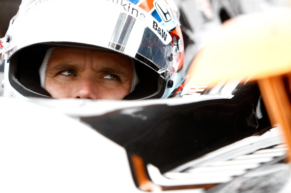 Памяти Дэна  Уэлдона, погибшего в гонках IZOD IndyCar в Лас-Вегасе. Фото: Darrell Ingham/Getty Images