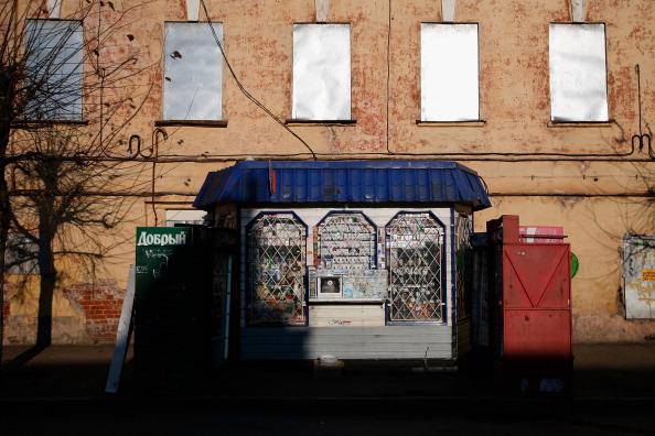 Казань  –  город-претендент на проведение матчей Чемпионата мира по футболу в 2018 году. Фото: Harry Engels/Getty Images