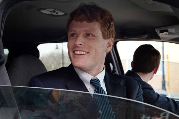 Джозеф Кеннеди III баллотируется в Палату Конгресса США. Фоторепортаж. Фото: Kayana Szymczak/Getty Images