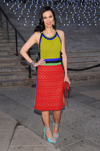 Венди Мэрдок (Wendy Murdoch) на вечеринке Vanity Fair в честь открытия кинофестиваля Tribeca-2012. Фоторепортаж. Фото: Jamie McCarthy / Getty Image