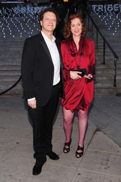 Фредерик Бойер (Frederic Boyer) на вечеринке Vanity Fair в честь открытия кинофестиваля Tribeca-2012. Фоторепортаж. Фото: Jamie McCarthy / Getty Image