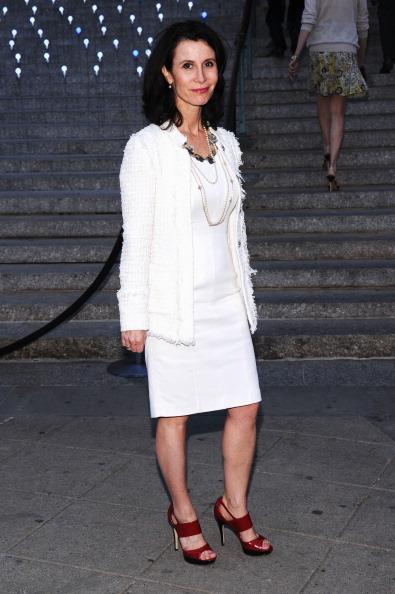 Кэтрин Оливер (Katherine Olive) на вечеринке Vanity Fair в честь открытия кинофестиваля Tribeca-2012. Фоторепортаж. Фото: Jamie McCarthy / Getty Image