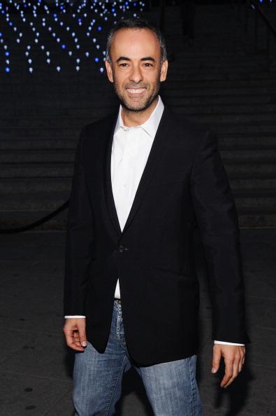 Франсиско Коста (Francisco Costa) на вечеринке Vanity Fair в честь открытия кинофестиваля Tribeca-2012. Фоторепортаж. Фото: Jamie McCarthy / Getty Image
