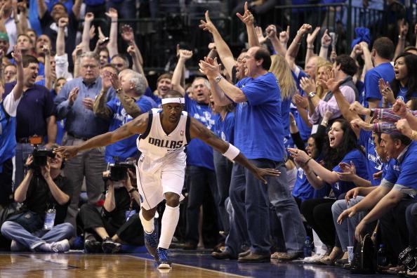 «Даллас Маверикс» с «Оклахомой-Сити». Фото: Ronald Martinez/ Tom Pennington /Getty Images