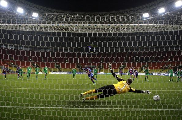 ЦСКА проиграл «Рубину» - 1:2.  Фоторепортаж и видео с матча. Фото: Dmitry Korotayev/Epsilon/Getty Images